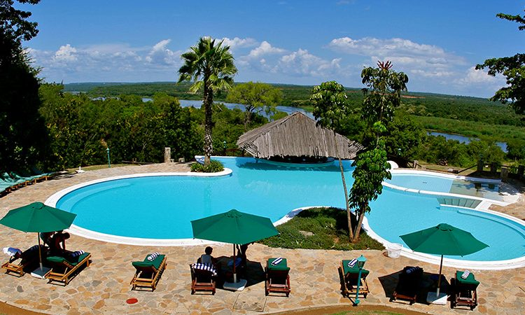 Paraa Lodge Murchison Falls National Park Uganda