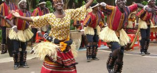 Cultural encounters at Murchison falls