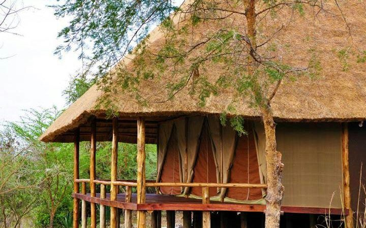 Kabalega Wilderness Lodge