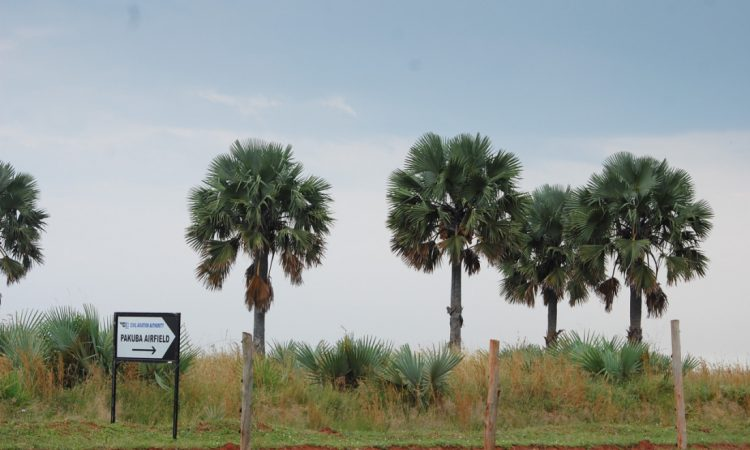 List of Airstrips in Murchison Falls