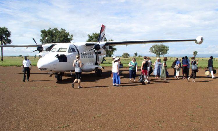 Pakuba Airfield