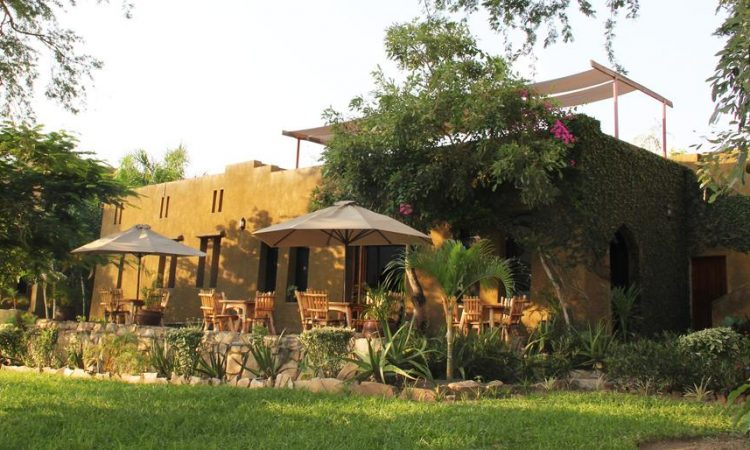 Fort Murchison Safari Lodge