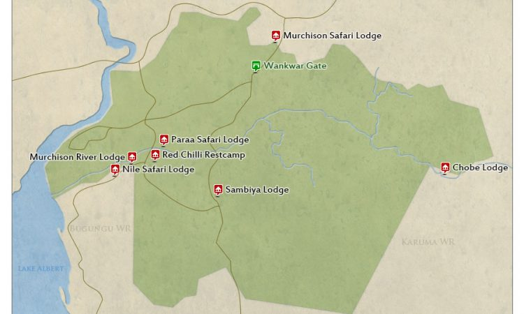 Getting To Murchison Falls
