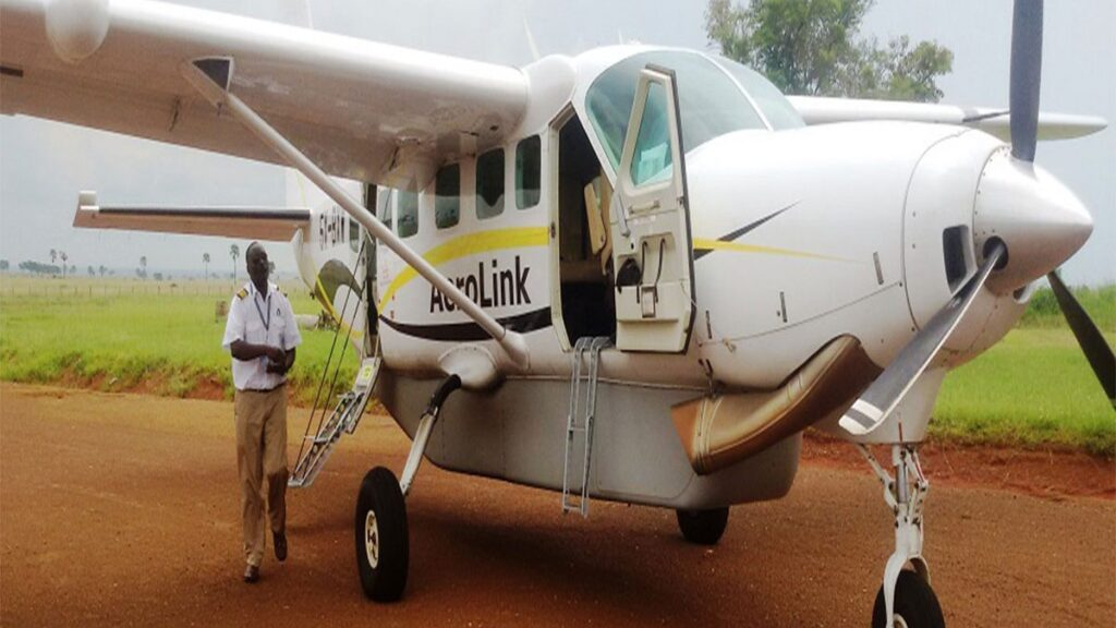 3 Days fly in safari to Murchison falls national park