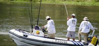 5 Days Fishing Tour in Murchison falls National Park