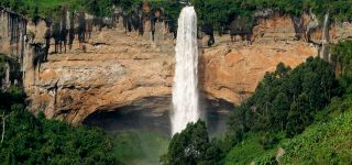 5 Days Sipi falls and Murchison falls Wildlife Safari