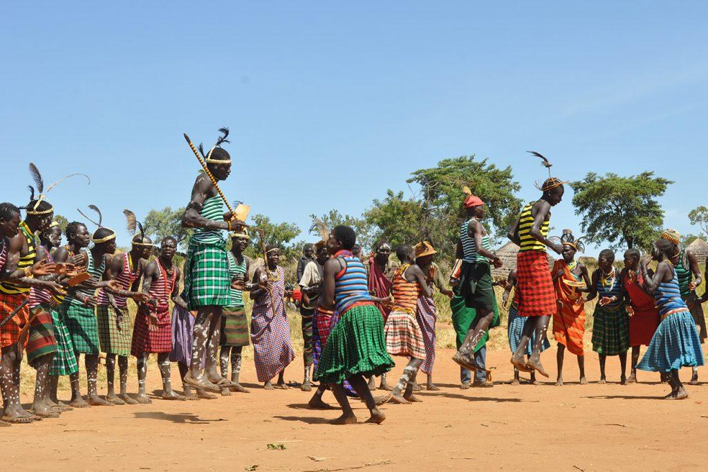 Visit the Karamoja cultural experiences